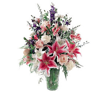 FTD Star Gazer Bouquet in Cohasset MA, ExoticFlowers.biz