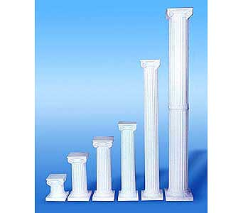 Columns & Pillars - Any Size in Grand Island NE, Roses For You!