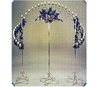 Spiral Fan Candelabra Combination In Grand Island Ne Roses For You