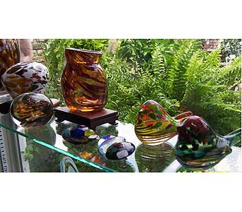James Hayes Glassware in Pine Bluff AR, Shepherd Florist & Greenhouses