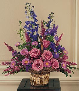 Gentle Comfort Basket in Dallas TX, In Bloom Flowers, Gifts and More