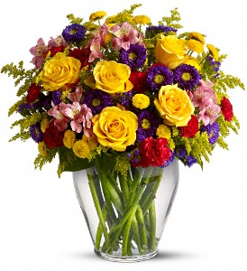 Brighten Your Day in Scott LA, Leona Sue's Florist, Inc.