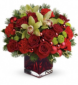Teleflora's Merry & Bright in Vancouver BC, Davie Flowers