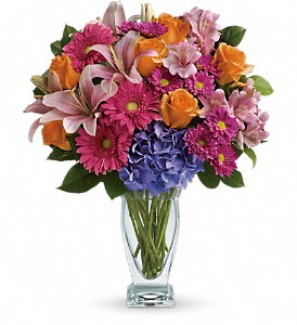 Wondrous Wishes by Teleflora in Westminster CA, Dave's Flowers