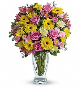 Teleflora's Dazzling Day Bouquet in Three Rivers MI, Ridgeway Floral & Gifts