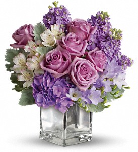 Sweet as Sugar by Teleflora in Metairie LA, Villere's Florist