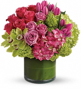 New Sensations in New York NY, Fellan Florists Floral Galleria