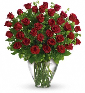 My Perfect Love - Long Stemmed Red Roses in Spokane WA, Peters And Sons Flowers & Gift