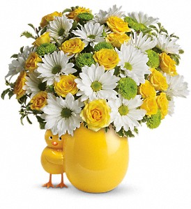 My Little Chickadee by Teleflora Local and Nationwide Guaranteed Delivery - GoFlorist.com