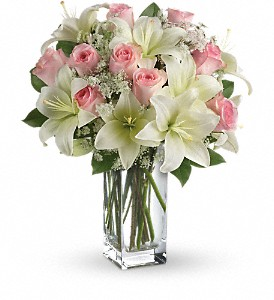 Teleflora's Heavenly and Harmony in Laurel MD, Rainbow Florist & Delectables, Inc.