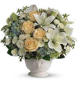 Beautiful Dreams by Teleflora in Fort Worth TX, TCU Florist