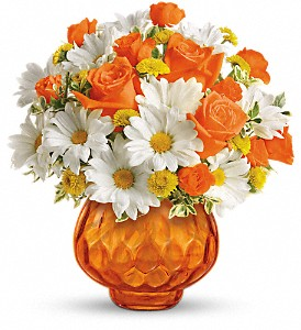 Teleflora's Rise and Sunshine in La Prairie QC, Fleuriste La Prairie