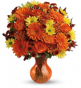 Teleflora's Forever Fall in Scarborough ON, Flowers in West Hill Inc.