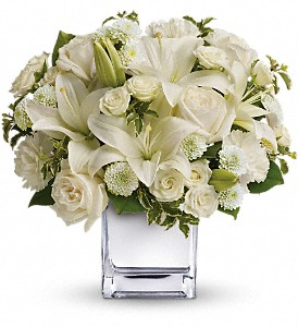 Teleflora's Peace & Joy Bouquet in Lawrence KS, Owens Flower Shop Inc.