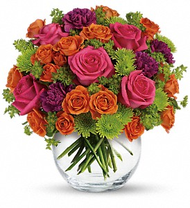 Teleflora's Smile for Me in Naples FL, Golden Gate Flowers