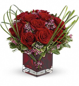 Teleflora's Sweet Thoughts Bouquet with Red Roses in Lewistown MT, Alpine Floral Inc Greenhouse