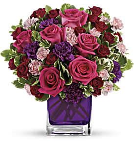 Bejeweled Beauty by Teleflora in Oklahoma City OK, Capitol Hill Florist and Gifts