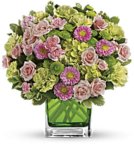 Make Her Day by Teleflora in Royersford PA, Three Peas In A Pod Florist