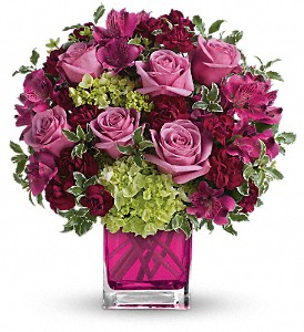 Splendid Surprise by Teleflora in Houston TX, Athas Florist