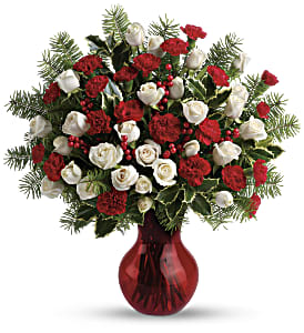 Teleflora's Gather Round Bouquet in Vancouver BC, Davie Flowers
