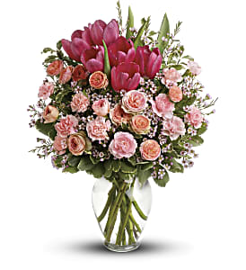 Full Of Love Bouquet in San Clemente CA, Beach City Florist