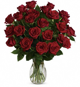 My True Love Bouquet with Long Stemmed Roses in Canton MS, SuPerl Florist