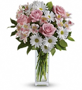 Sincerely Yours Bouquet by Teleflora in Chicago IL, Wall's Flower Shop, Inc.