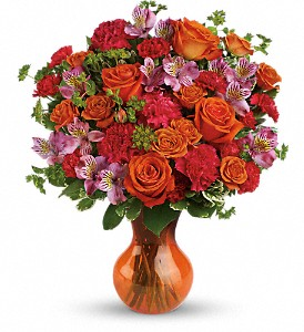Teleflora's Fancy Free Bouquet in Oklahoma City OK, Array of Flowers & Gifts