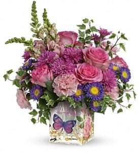 Teleflora 39 S Wild Beauty Bouquet Wild Beauty In Spring Hill
