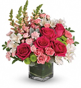 Teleflora's Garden Girl Bouquet in Pensacola FL, KellyCo Flowers & Gifts