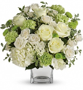 Teleflora's Shining On Bouquet in Bakersfield CA, White Oaks Florist