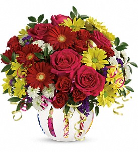 Teleflora's Special Celebration Bouquet in Hendersonville TN, Brown's Florist