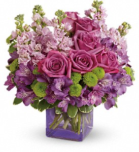 Teleflora's Sweet Sachet Bouquet in Salt Lake City UT, Especially For You
