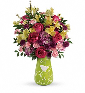 Teleflora's Hello Spring Bouquet in Waterford MI, Bella Florist and Gifts