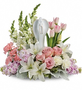 Teleflora's Garden Of Hope Bouquet in Baltimore MD, Raimondi's Flowers & Fruit Baskets