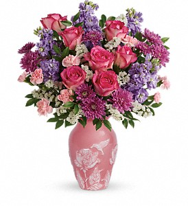 Teleflora's Love And Joy Bouquet in Ft. Lauderdale FL, Jim Threlkel Florist