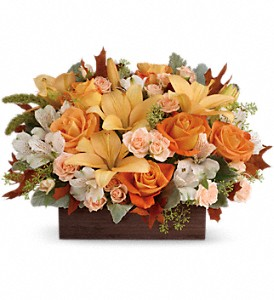 Teleflora's Fall Chic Bouquet in Mission Hills CA, Tomlinson Flowers