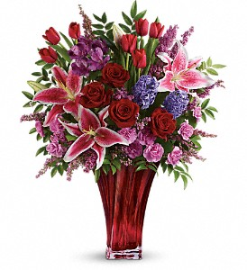 One Of A Kind Love Bouquet by Teleflora in Morgantown WV, Coombs Flowers