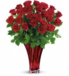 Teleflora's Legendary Love Bouquet in San Antonio TX, Blooming Creations Florist