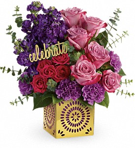 Teleflora's Thrilled For You Bouquet in Canton OH, Sutton's Flower & Gift House