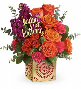 Teleflora's Birthday Sparkle Bouquet in Atlanta GA, Florist Atlanta