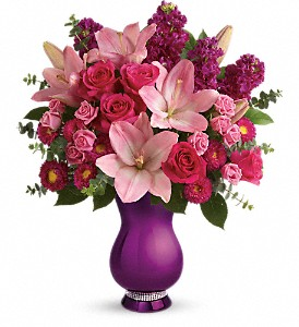 Teleflora's Dazzling Style Bouquet in Waterloo ON, Raymond's Flower Shop