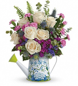Teleflora's Splendid Garden Bouquet in Sarasota FL, Flowers By Fudgie On Siesta Key