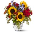 Sunny Skies in Paramus NJ Evergreen Floral, Inc.