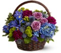 Twilight Garden Basket in Sayville NY Sayville Flowers Inc