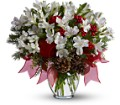 First Snowfall Deluxe in Bend OR All Occasion Flowers & Gifts