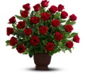 Teleflora's Rose Tribute in Oklahoma City OK Array of Flowers & Gifts