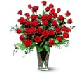 Three Dozen Red Roses in Naples FL Gene's 5th Ave Florist