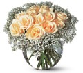 A Dozen White Roses Local and Nationwide Guaranteed Delivery - GoFlorist.com