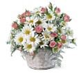 Posy Basket in Hudson, New Port Richey, Spring Hill FL Tides 'Most Excellent' Flowers